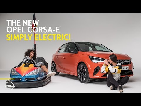 The All-New Opel Corsa-e: Simply Electric!