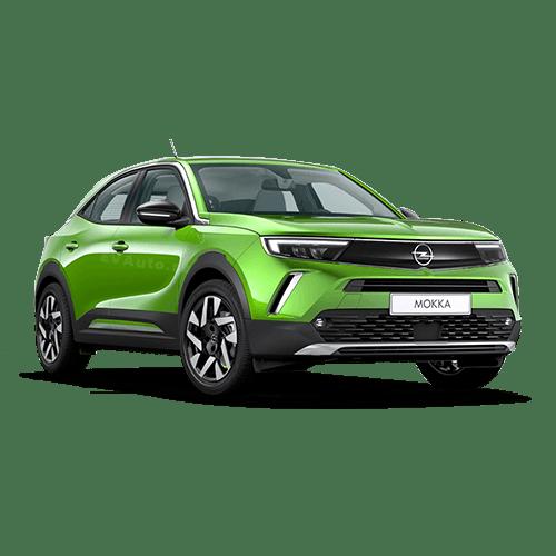 Nya Opel Mokka-E Elbil