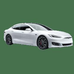 Tesla model S elbil